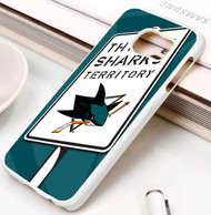 San Jose Sharks 2 Samsung Galaxy S3 S4 S5 S6 S7 case / cases