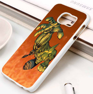 Savage Dragon image comic Samsung Galaxy S3 S4 S5 S6 S7 case / cases