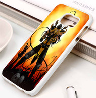 scorpion mortal kombat Samsung Galaxy S3 S4 S5 S6 S7 case / cases