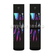 Joyhauser Elements EP Custom Sublimation Printed Socks Polyester Acrylic Nylon Spandex with Small Medium Large Size