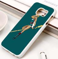 Stargirl DC Bombshells Samsung Galaxy S3 S4 S5 S6 S7 case / cases