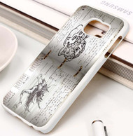 supernatural journal Samsung Galaxy S3 S4 S5 S6 S7 case / cases