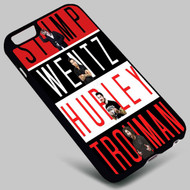 Fall Out Boy on your case iphone 4 4s 5 5s 5c 6 6plus 7 Samsung Galaxy s3 s4 s5 s6 s7 HTC Case