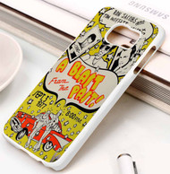 The Blast from the Past Samsung Galaxy S3 S4 S5 S6 S7 case / cases