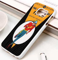 The Flash DC Comics Samsung Galaxy S3 S4 S5 S6 S7 case / cases