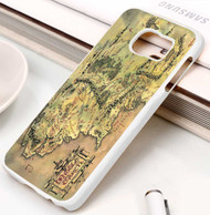 The Lord of the Rings Middle-earth Samsung Galaxy S3 S4 S5 S6 S7 case / cases