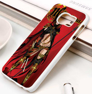 the MAGDALENA comic top cow Samsung Galaxy S3 S4 S5 S6 S7 case / cases