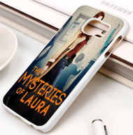 the mysteries of laura Samsung Galaxy S3 S4 S5 S6 S7 case / cases