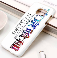 TOKYO GHOULlogo Samsung Galaxy S3 S4 S5 S6 S7 case / cases