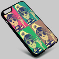 Gorillaz on your case iphone 4 4s 5 5s 5c 6 6plus 7 Samsung Galaxy s3 s4 s5 s6 s7 HTC Case
