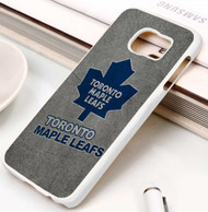 Toronto Maple Leafs Samsung Galaxy S3 S4 S5 S6 S7 case / cases