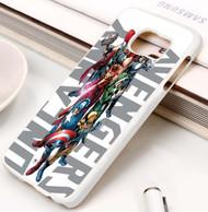 Uncanny Avengers Samsung Galaxy S3 S4 S5 S6 S7 case / cases