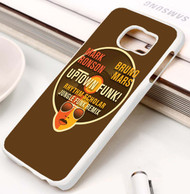 Uptown Funk (feat Bruno Mars) Mark Ronson Samsung Galaxy S3 S4 S5 S6 S7 case / cases