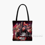 Nick Cannon Wild n Out Custom Personalized Tote Bag Polyester with Small Medium Large Size