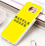 waffle house Samsung Galaxy S3 S4 S5 S6 S7 case / cases