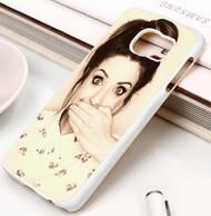 zoe sugg zoella Samsung Galaxy S3 S4 S5 S6 S7 case / cases