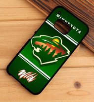 Minnesota Wild HTC One X M7 M8 M9 Case
