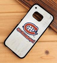 Montréal Canadiens  2 HTC One X M7 M8 M9 Case