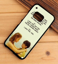 Moonrise Kingdom, Wes Anderson and First Love HTC One X M7 M8 M9 Case