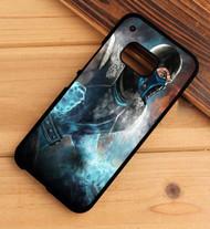 Mortal Kombat Sub Zero HTC One X M7 M8 M9 Case