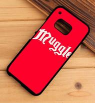 Muggle harry potter HTC One X M7 M8 M9 Case