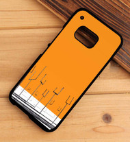 Muse - Origin of Symmetry HTC One X M7 M8 M9 Case