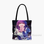 Rize Kamishiro Tokyo Ghoul Custom Personalized Tote Bag Polyester with Small Medium Large Size