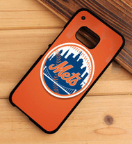 New York Mets 3 HTC One X M7 M8 M9 Case