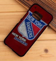 new york rangers 3 HTC One X M7 M8 M9 Case