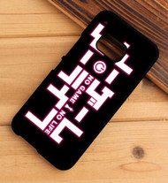 No Game No Life Logo HTC One X M7 M8 M9 Case