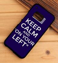 On Your Left captain HTC One X M7 M8 M9 Case
