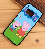 Peppa Pig HTC One X M7 M8 M9 Case