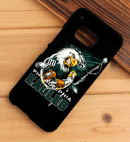 Philadelphia Eagles 2 HTC One X M7 M8 M9 Case