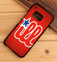 Philadelphia Phillies 2 HTC One X M7 M8 M9 Case