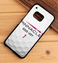 Pinnacle golf HTC One X M7 M8 M9 Case