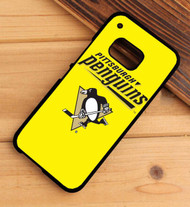 Pittsburgh Penguins 3 HTC One X M7 M8 M9 Case