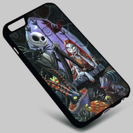 Jack Skellington and Sally Skellington The Nightmare Before Christmas 1 on your case iphone 4 4s 5 5s 5c 6 6plus 7 Samsung Galaxy s3 s4 s5 s6 s7 HTC Case