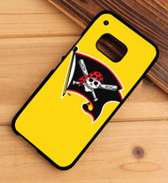 Pittsburgh Pirates 3 HTC One X M7 M8 M9 Case