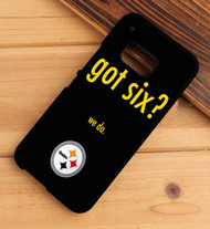 Pittsburgh Steelers 3 HTC One X M7 M8 M9 Case