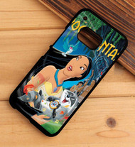Pocahontas HTC One X M7 M8 M9 Case