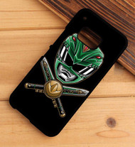 Power Rangers  green HTC One X M7 M8 M9 Case