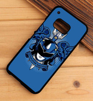 power rangers blue Cyaneus Triceratops horridus HTC One X M7 M8 M9 Case