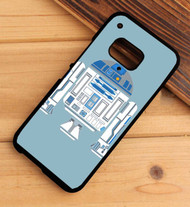 R2-D2 starwars HTC One X M7 M8 M9 Case