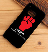 rage against the machine HTC One X M7 M8 M9 Case