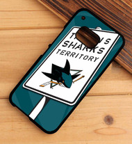 San Jose Sharks 2 HTC One X M7 M8 M9 Case