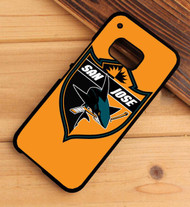 San Jose Sharks HTC One X M7 M8 M9 Case