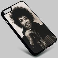 jimi Hendrix (1) on your case iphone 4 4s 5 5s 5c 6 6plus 7 Samsung Galaxy s3 s4 s5 s6 s7 HTC Case