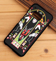 spirited away no face HTC One X M7 M8 M9 Case