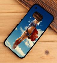 super girl dc comic HTC One X M7 M8 M9 Case