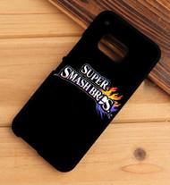 Super Smash Bros HTC One X M7 M8 M9 Case